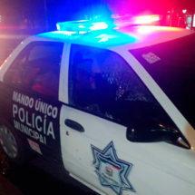 ATACAN A POLICÍAS EN EDOMEX!