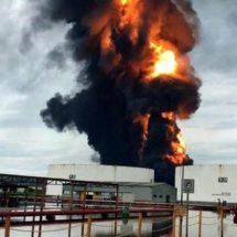 Reinicia producción y bombeo en refinería de Salina Cruz, Oaxaca