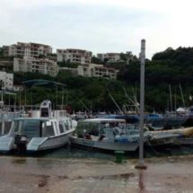 """Sin graves afectaciones por """"Mar de Fondo"""" en costas de Oaxaca"""