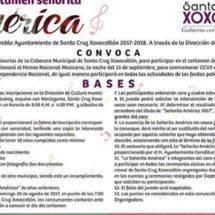 López Jarquín impulsa acciones para fortalecer cultura xoxeña