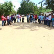 Xoxocotlán avanza en materia de urbanización y servicios públicos