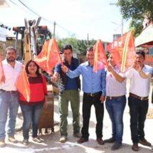Con obras integrales se impulsa progreso social de Xoxocotlán