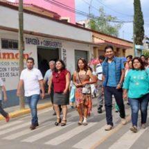 Ayuntamiento de Xoxocotlán rehabilita drenaje y calles de la colonia Reforma Agraria