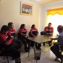 El diputado local Horacio Antonio Mendoza, lamentó los daños que dejaron a su paso las lluvias y el terremoto, en días pasados