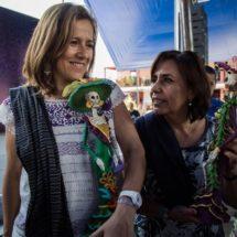 Margarita Zavala debe encabezar el FAD: 'Cocoa' Calderón