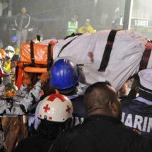 Reporta Luis Felipe Puente 273 fallecidos en el sismo