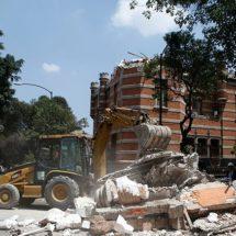 Sismo de 7.1 se registra en Morelos con severas afectaciones en CDMX