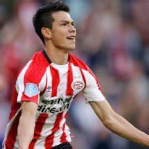Chucky Lozano vuelve con PSV y vacuna al FC Utrecht