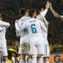 Real Madrid olvida fantasmas y se impone al Borussia Dortmund