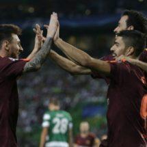 Sporting ayuda al Barça para llevarse la victoria en Portugal