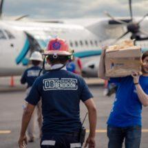 Llaman a seguir apoyando al Istmo de Oaxaca, a través de Operación Bendición México