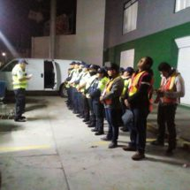 REPORTA POLICÍA VIAL 27 PRUEBAS APLICADAS DURANTE OPERATIVO ALCOHOLÍMETRO