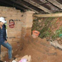 Daños menores en Pinotepa Nacional