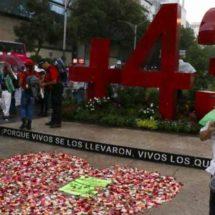 CIDH confía en que pronto habrá resultados en caso Ayotzinapa