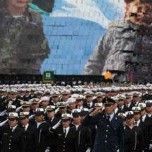Las Fuerzas Armadas buscan compositor para nuevo himno