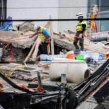 Lamenta México fallecimiento de nueve extranjeros por sismo