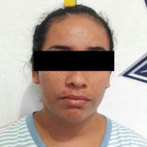 POR INTENTAR INGRESAR CON DROGA AL CERESO DE JUQUILA, UNA MUJER FUE DETENIDA
