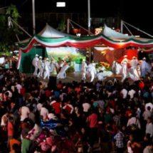 Casi culminados los preparativos para celebrar las fiestas patrias  en Tuxtepec