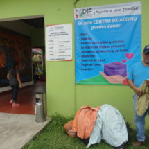 En DIF Tuxtepec… Abren centro de acopio permanente en apoyo a más familias vulnerables