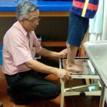 En apoyo a salud  infantil… DIF Tuxtepec invita a detección gratuita  de pie plano y problemas en la columna