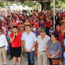 Giras legislativas del Diputado, Samuel Gurrión Matías, atenderán ciudadanía en pueblos del Istmo