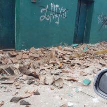 Para Navidad estaría la reconstrucción de viviendas: Murat