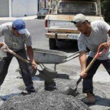 Trabajadores de la Construcción reciben prestaciones laborales conforme a la ley