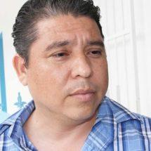 Salga quien salga como candidato me sumaré a los trabajos de Morena: Javier Pacheco