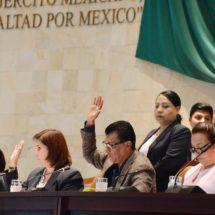 Se pronuncian diputados por acciones a favor de damnificados por terremoto