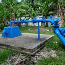 Pozos de agua potable trabajan al cien por ciento
