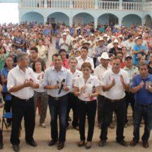 Consideran transportistas de Ocotlán de Morelos al Diputado Samuel Gurrión un aliado de sus causas