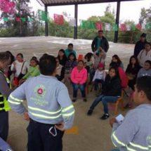 Promueven estrategias de seguridad ciudadana en Xoxocotlán