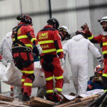 Las labores de rescate tras el sismo siguen en solo un edificio colapsado de Ciudad de México