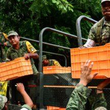 México retira la oferta de ayuda a Texas para responder a las emergencias del terremoto y el huracán Katia