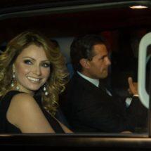 Enrique Peña Nieto y Angélica Rivera registraron sus nombres como marcas comerciales