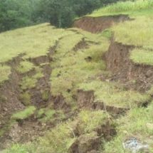 Atiende CEPCO deslizamiento e inestabilidad de laderas en la Mixteca