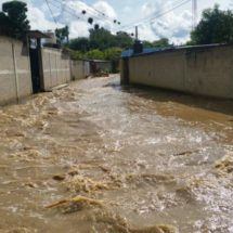Santa Inés Yatzeche, Oaxaca, está bajo el agua