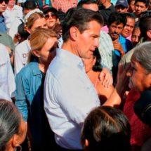 Suspende Peña Nieto visita a Oaxaca para atender daños por sismo en CDMX