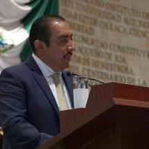 Pide HAM al Ejecutivo del Estado mejorar estrategias y planes en materia de protección civil