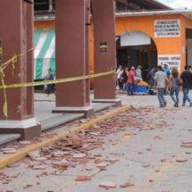 Huajuapan sin daños mayores tras sismo