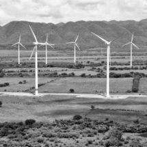 Entran en paro técnico, eólica del Istmo, Oaxaca