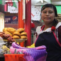 Vienen a Oaxaca para trabajar y mantener a sus hermanos, son víctimas de explotación