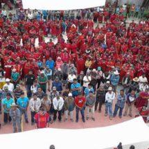 Ratifica el MULT acuerdo de paz con gobierno para la zona triqui