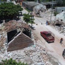 Va Declaratoria de Desastre Natural para 283 municipios de Oaxaca