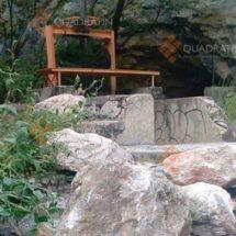 Cierran paso a parque ecológico de Tonalá debido a daños por sismo