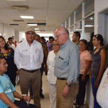 Pide Narro Robles no bajar la guardia para reconstruir Oaxaca