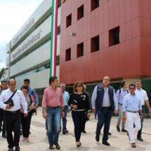 Descartan daños estructurales en edificios de Ciudad Administrativa y Ciudad Judicial