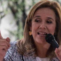 Margarita Zavala renunciaría al PAN por candidatura independiente