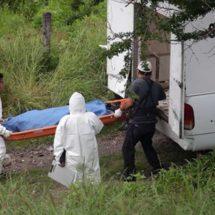 Hallan calcinado a presunto hijo de exalcaldesa, en Nuevo León