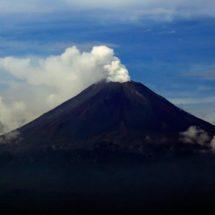 Actividad del Popocatépetl se pudo acelerar con sismos: UNAM